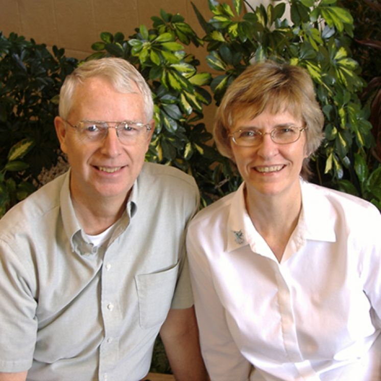 Larry and Carol Schatz